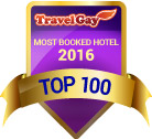 Top 100 most booked hotel on Travel Gay Asia – 2016