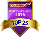 Top 25 most booked hotel on Travel Gay Europe – 2016
