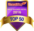 Top 50 most booked hotel on Travel Gay Asia – 2016