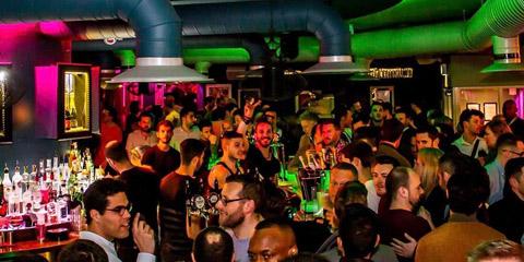 Bar, Club de baile, Organizador de fiestas