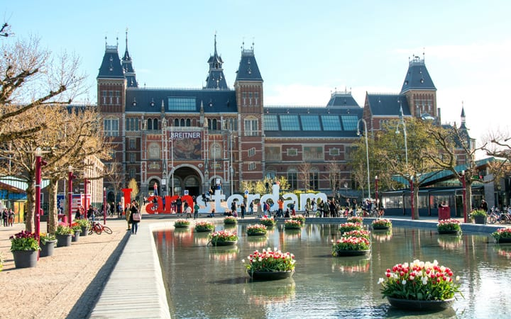 Gay Amsterdam · City Guide