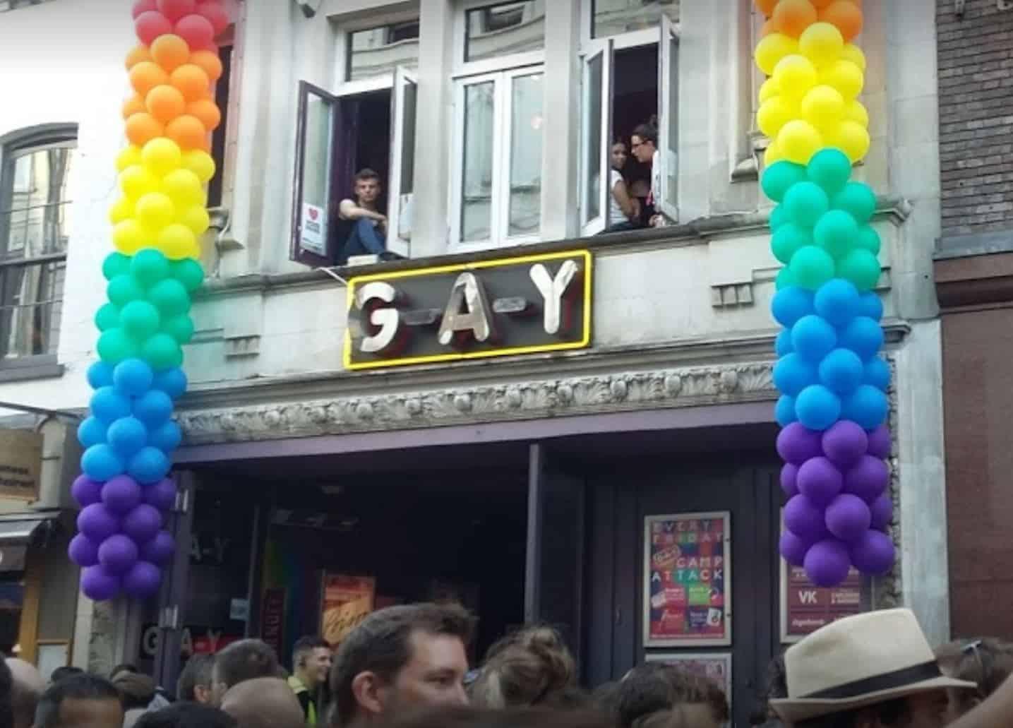 TravelGay recommandation G-A-Y bar