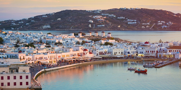 gay mykonos island guide 2019 for gay travellers - tourist