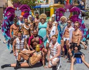 مثلي الجنس سيتجيس · دليل المدينة