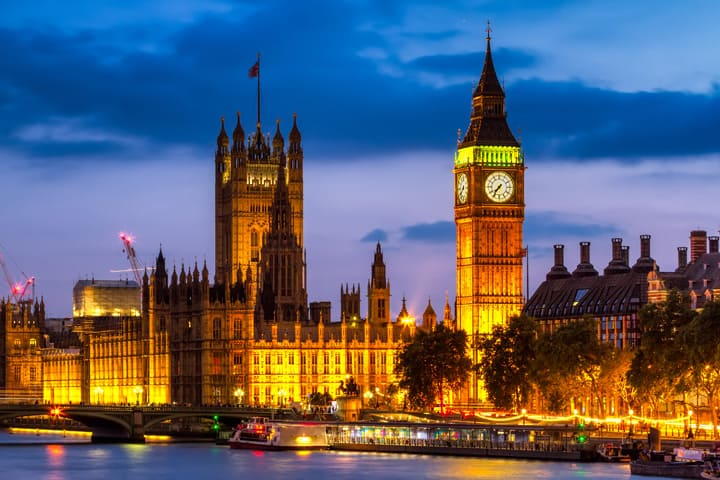 Gay London · Seværdigheder