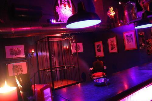 Openmind gay sex club barcelona