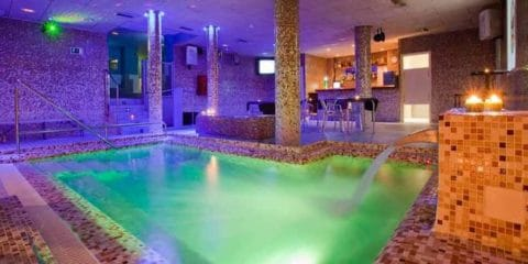 Sauna Casanova Gay Barcelona Pool