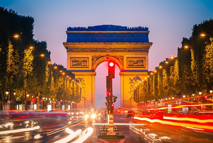 Gay Paris · Οδηγός πόλης