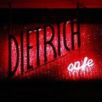 Dietrich Cafe - ΚΛΕΙΣΤΟ