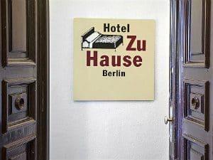 Hotel Zu Hause