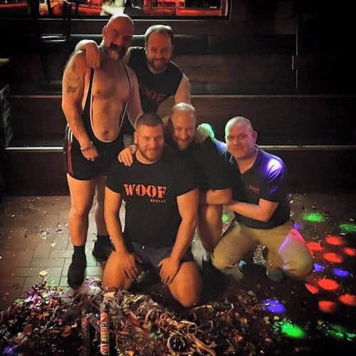 from Jaxson berlin gay venues