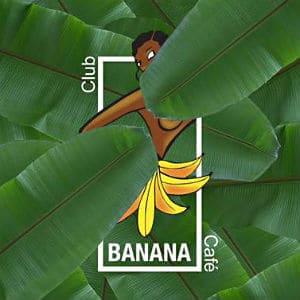 Μπανάνα καφέ