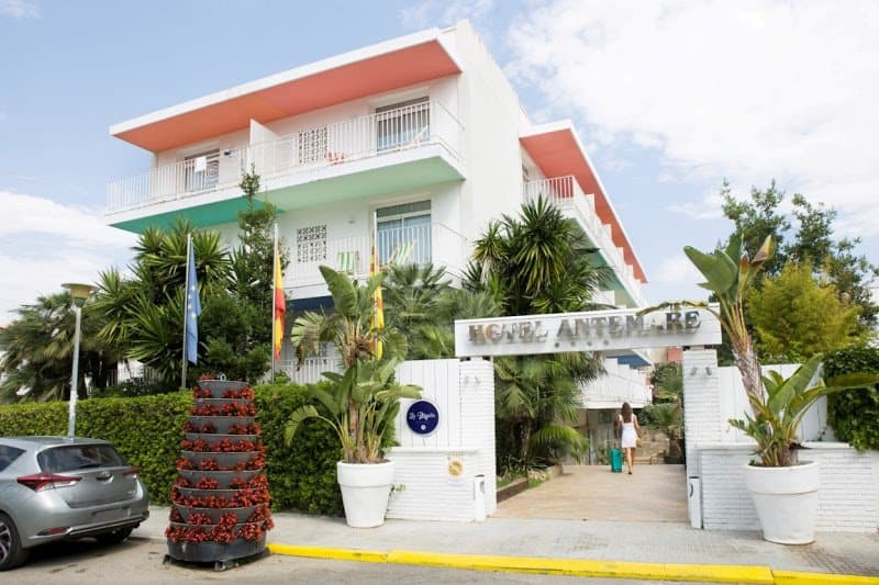 Ibersol Antemare Hotel & Spa