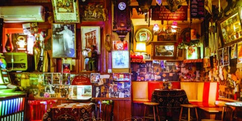 TravelGay anbefaling Café 't Mandje