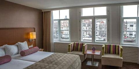 TravelGay anbefaling Hotel Amstelzicht