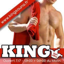 Le KING Sauna (REPORTED CLOSED)