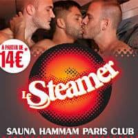 Le Steamer - LUKKET