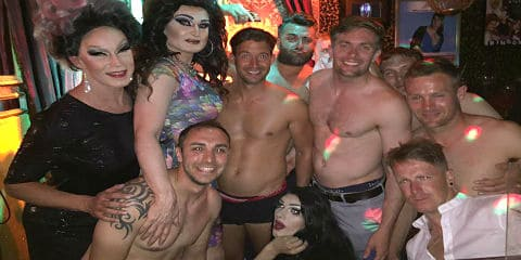 gay bar show