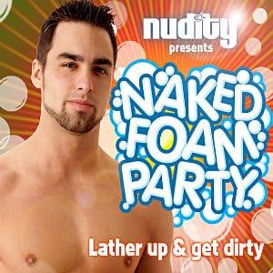 NUDITY - Naked Foam Party @ Union - ΚΛΕΙΣΤΟ