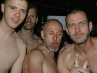 NUDITY – Naked Foam Party @ Union – CLOSED