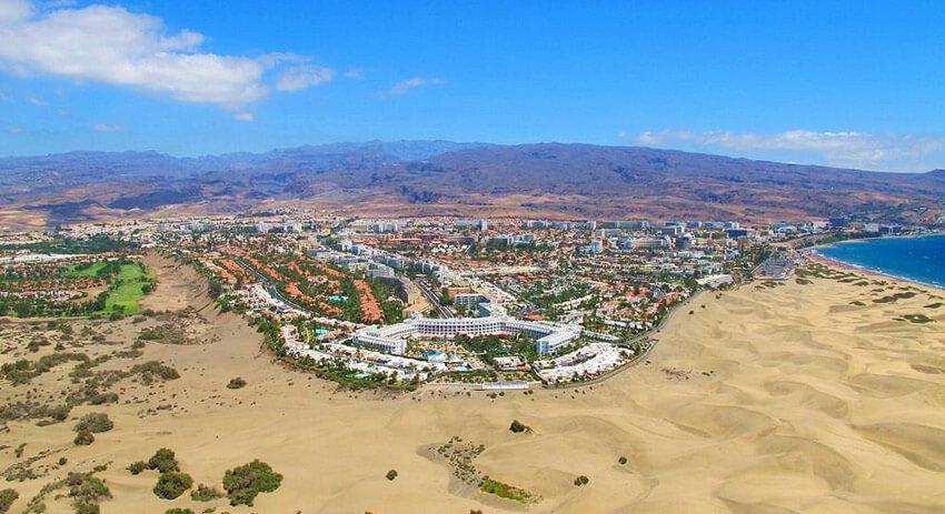 Luxury Hotels In Maspalomas Gran Canaria