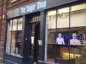Le magasin de sucre