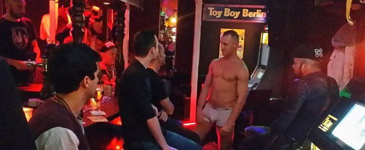 Berlin Gay Bar Guide