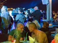 Gay Sunset Bar all'Elysium
