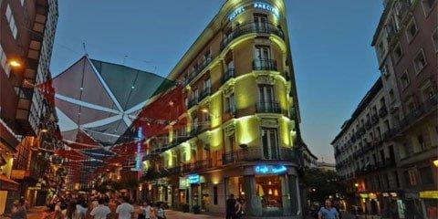 โรงแรม Preciados