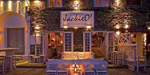 JackieO 'Town Bar