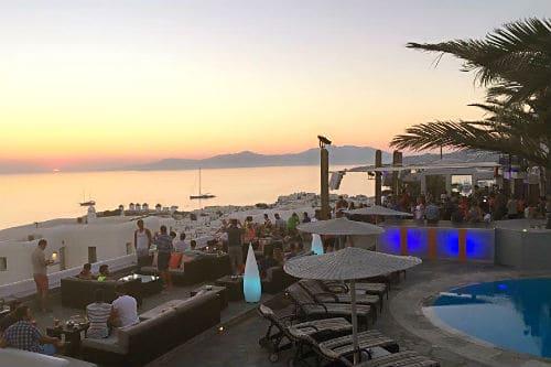 Sunset Bar Elysium