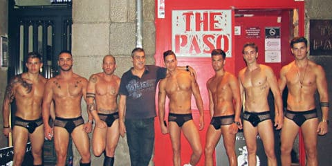 gay escort in madrid
