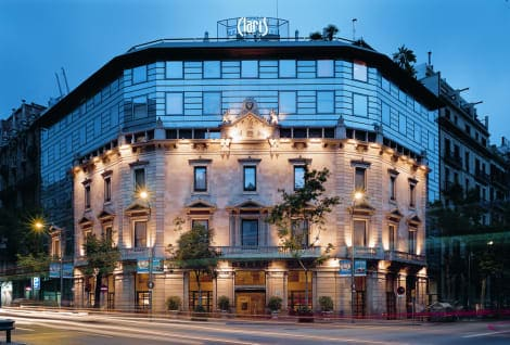 ALMA Hotel GL Barcellona