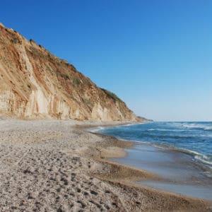 Ga'ash Beach – Nudist Beach
