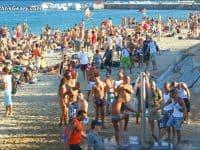 Mar Bella Beach - plage nudiste
