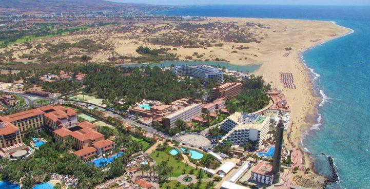 Maspalomas Sandklitter & Gay Beach
