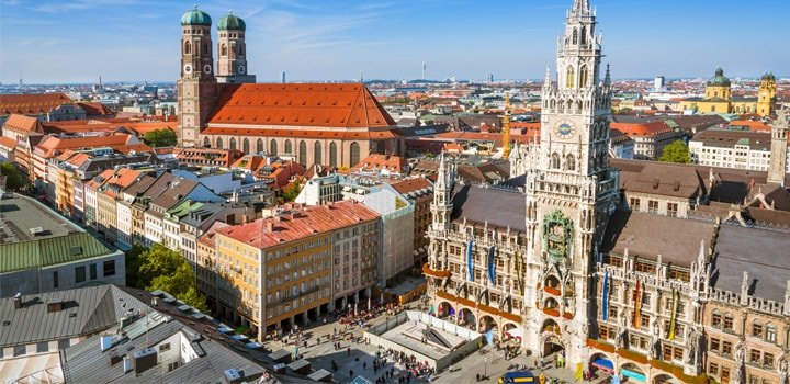 Visites gay à Munich