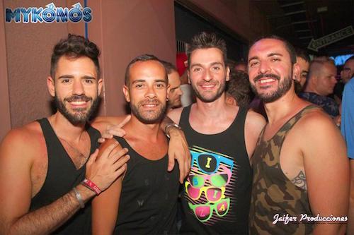 gay clubs playa del ingles