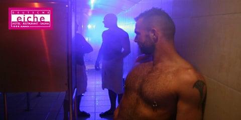 TravelGay raccomandazione Sauna Deutsche Eiche