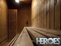 Héros Sauna
