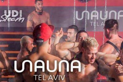Saunas gays de Tel Aviv