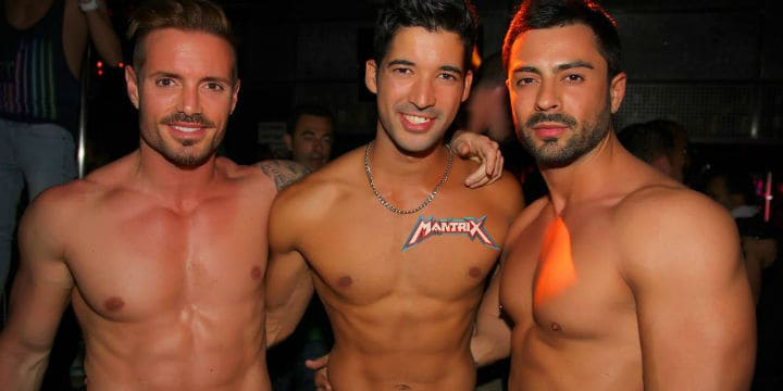 Gay Parties and Events in Gran Canaria
