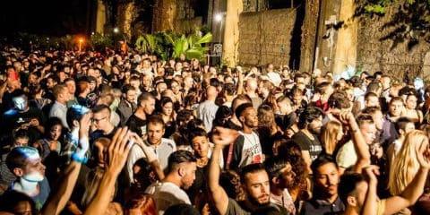 Club di ballo gay di Roma