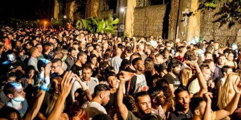 Rome Gay Dance Clubs