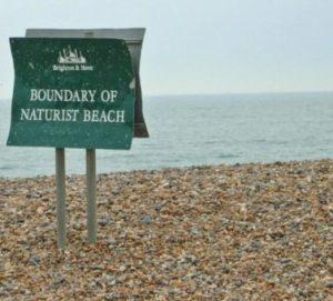Official Nudist Beach