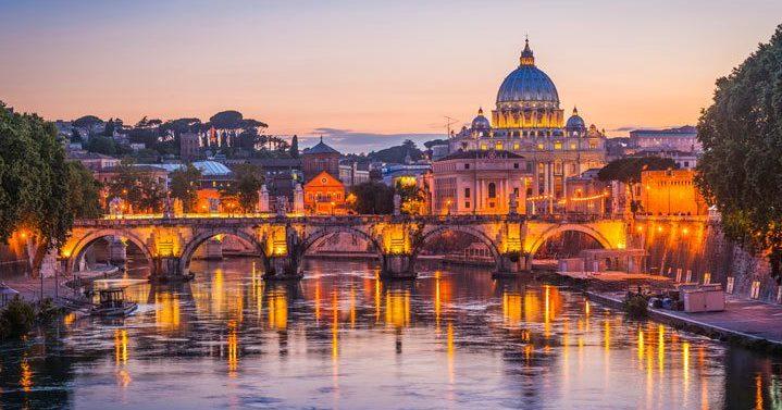Rome gay · Hôtels de luxe