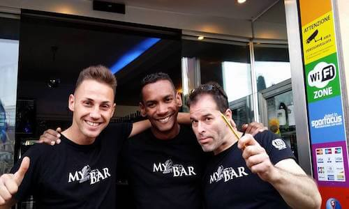 Bar gay di Roma