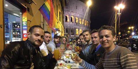 ROME GAY SCENE