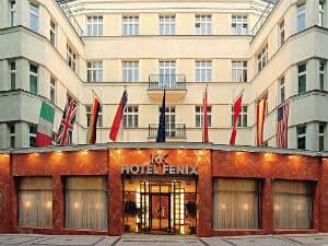K + K Hotel Fenix