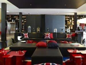 伦敦金融城居民酒店